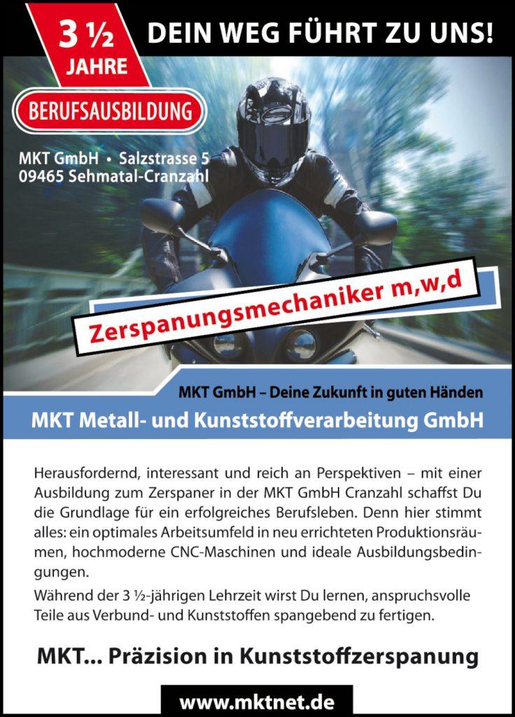 Ausbildung MKT GmbH